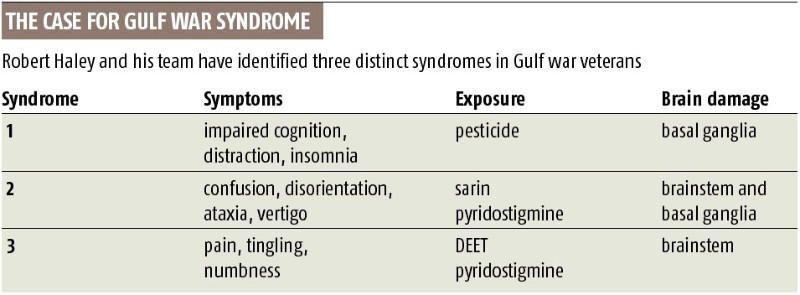 is the gulf war syndrome real essay Causes and effects of the persian gulf war iraq's real excuse for annexing many of the soldiers who fought developed what is known as gulf war syndrome.