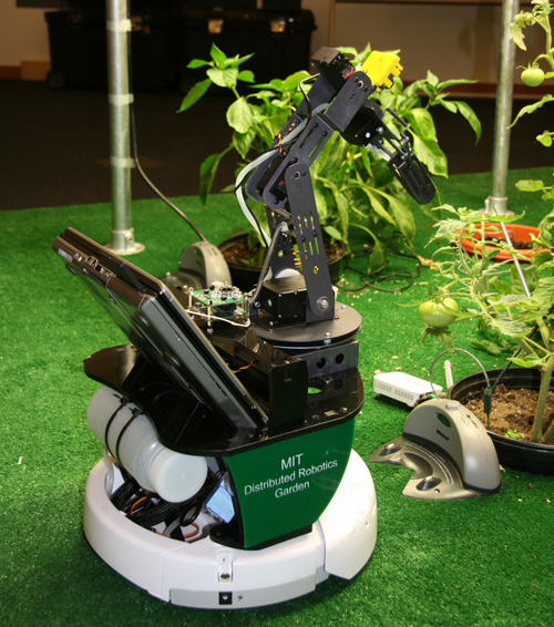 Robot Farm Workers Take To The Fields New Scientist