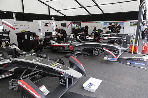 Behind The Scenes At Formula E The Future Of Motor