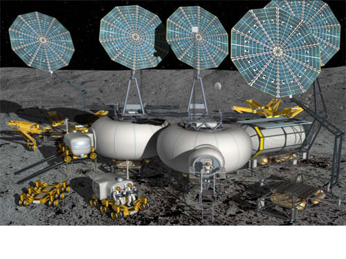 What NASA's return to the moon may look like | New Scientist