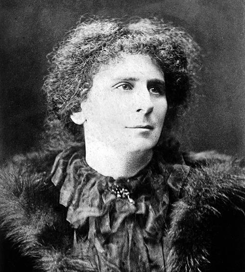 Hertha Ayrton, 1854-1923