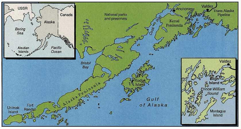 The Alaska Peninsula