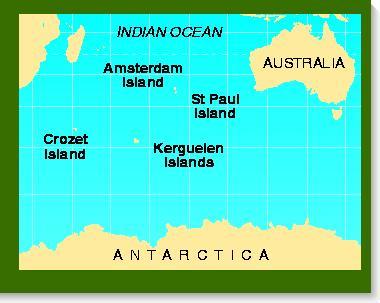 Mouflon in French sub-antarctic islands
