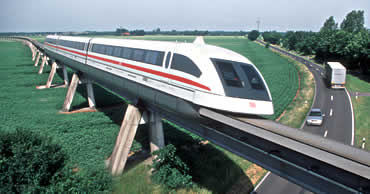 Maglev trains could revolutionise intercity travel