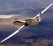 With a nuclear drive a Global Hawk could fly for months without landing