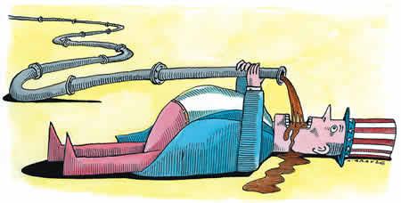 Illustrations by Andrzej Krauze