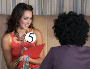 Speed dating and the rules of attraction