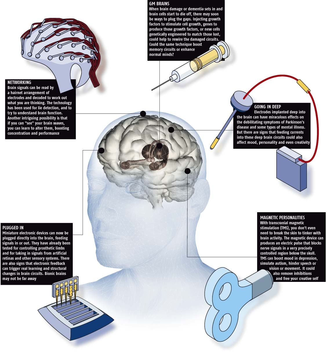 Bionic Brains