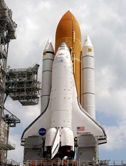 Discovery is set to fly on Wednesday, although a few technical issues are still to be resolved