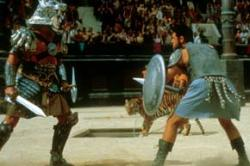 Gladiators stuck to strict rules of combat and did not resort to the savage violence and mutilation typical of battlefields of the era