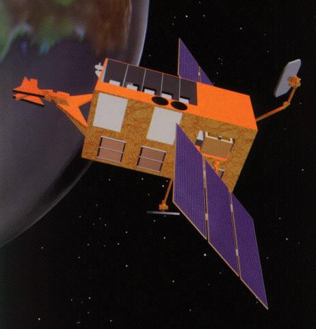NASA's Rossi X-ray Timing Explorer was one of several dozen satellites that detected a 'starquake' on a highly magnetised neutron star in December 2004