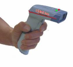 Police using the Illicit Drug Detector gun will find out in seconds if they have found a drug den
