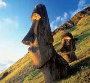Easter Island: A monumental collapse?