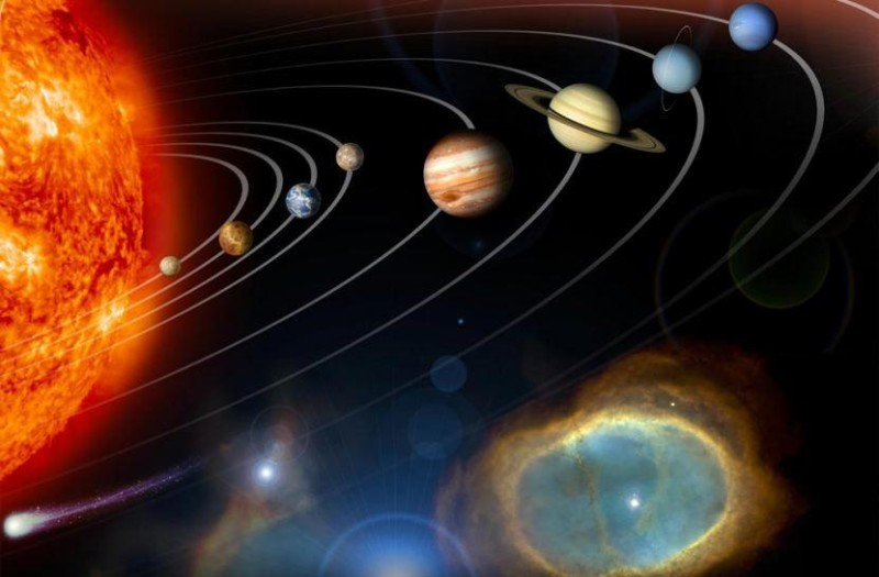 Our solar system now has eight bona fide planets and three