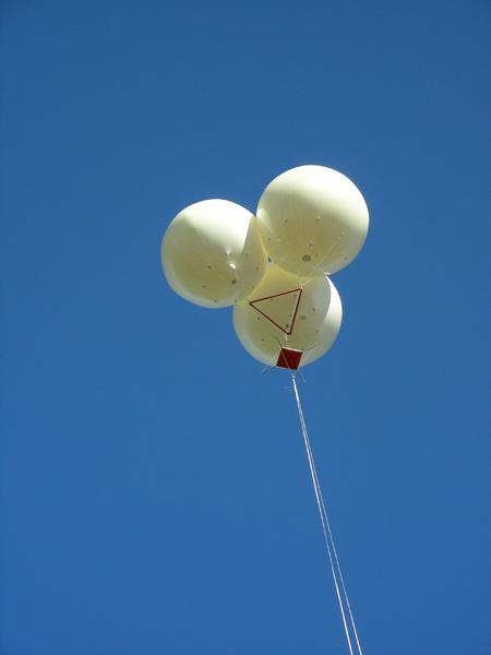 Balloon-borne platforms could act as high-altitude Wi-Fi stations