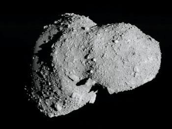 the inside of an asteroid - photo #9