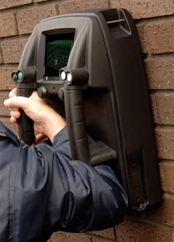 The device can be used to find people on the other side of a wall