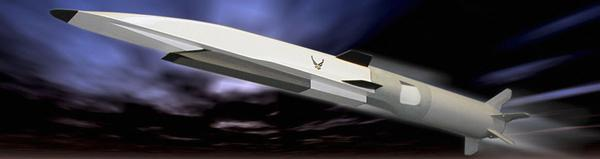 The X-51A, run by the US Air Force and DARPA, pushes air through its engine vertically (Illustration: Boeing)
