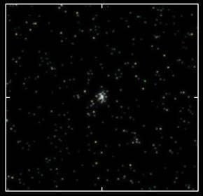 The Canes Venatici II galaxy is one of several new dwarf galaxies discovered by the Sloan Digital Sky Survey in recent years