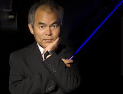 Shuji Nakamura cracked a problem that had vexed the electronics industry for 20 years