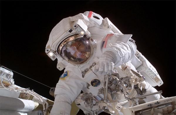 On Thursday, US astronaut Michael Lopez-Alegria will make his fourth spacewalk in less than a month from the International Space Station