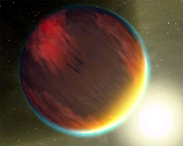 The atmosphere of the Jupiter-like planet HD 209458b may be quite dusty