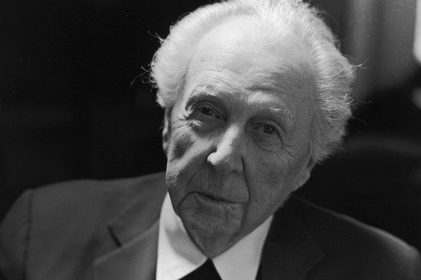 The architect Frank Lloyd Wright compared cities to living organisms