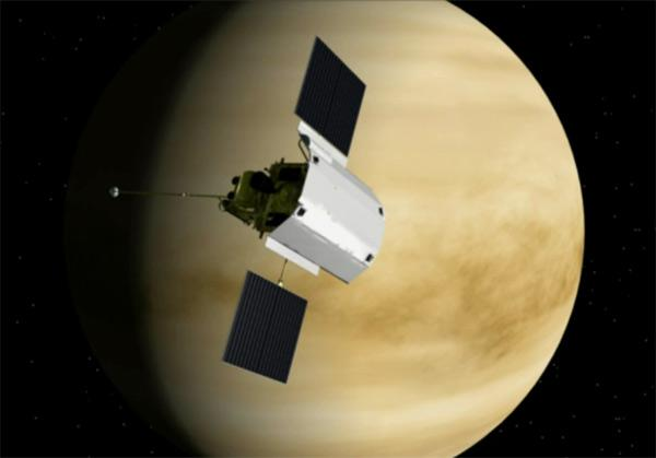first spacecraft to venus real life - photo #28