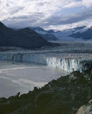 Columbia Glacier, September 2005