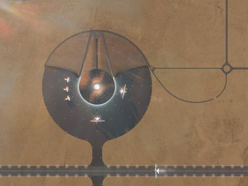 The spaceport is expected to open by 2010 (Illustration: Spaceport America)