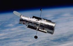 Hubble can make observations with only one working gyro