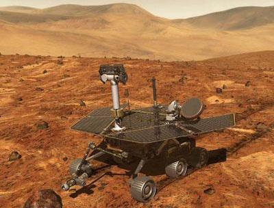 How long can NASA's Opportunity rover continue in the harsh Martian climate? Credit: NASA/JPL-Caltech