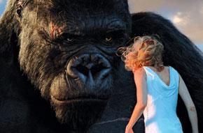 King Kong won an Oscar for visual effects in 2005