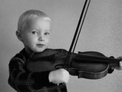 Hard graft, not genes, creates musical genius