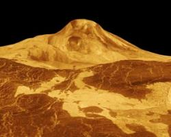 Did a collision create Venus as we know it?