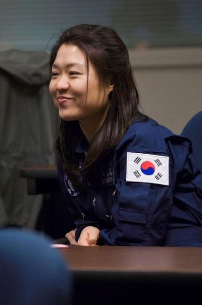 Yi So-yeon will launch to the International Space Station aboard a Russian Soyuz spacecraft