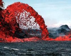Volcanoes fingered for 'crime of the Cretaceous'