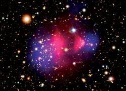 Has 'dark fluid' saved Earth from oblivion?
