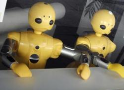 People prefer robots that do small talk