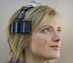 Brainwave-reading headphones need no batteries