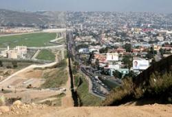 US bulldozing green laws to build border fence