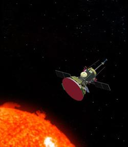 Solar Probe will come within 6.6 million kilometres of the Sun