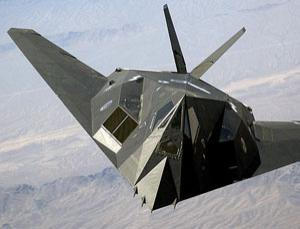 The F-117 Nighthawk stealth fighter was the first stealth aircraft to be used operationally
