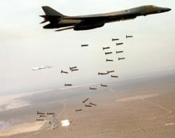Over 100 countries agree to ban cluster bombs