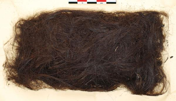 An ancient tuft of hair suggests that the first Greenlanders weren't related to Native Americans or modern Eskimos