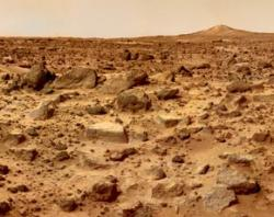 Was Mars too salty for life?