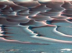 Fire & ice: What really happened to water on Mars