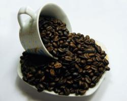 Guzzling coffee may cut heart disease