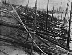 Tunguska: The day the sky exploded