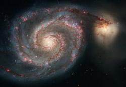 Early galaxies had magnetic fields as strong as today's